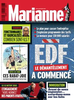 Marianne du 15-10-2019 - Marianne