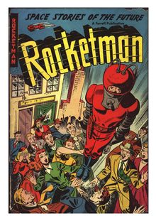 Rocketman 001 (one shot) -refixed
