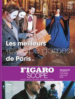 Figaro Scope du 13-02-2019