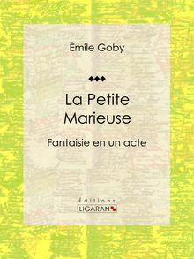 La Petite Marieuse de Ligaran, Émile Goby - fiche descriptive