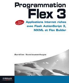 Programmation Flex 3 de Vannieuwenhuyze Aurélien, Pouclet Romain - fiche descriptive