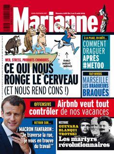 Marianne du 06-08-2019 - Marianne