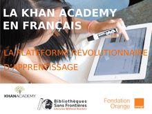 Khan Academy offline - KA Lite - Mode d'emploi