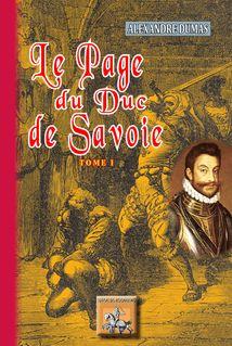 Le Page du Duc de Savoie - Alexandre Dumas