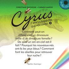 Cyrus 3 : L'encyclopédie qui raconte