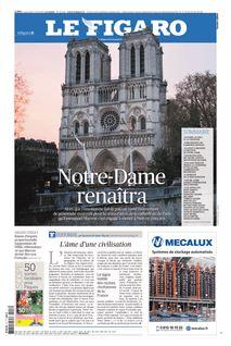 Le Figaro du 17-04-2019 - Le Figaro