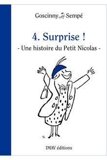 Surprise! de René Goscinny, Jean-Jacques Sempé - fiche descriptive