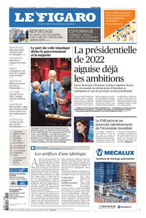 Le Figaro du 16-10-2019