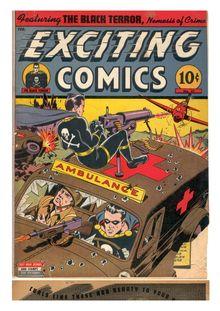 Lire Exciting Comics 031 de