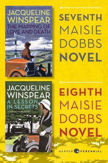 Maisie Dobbs Bundle #3: The Mapping of Love and Death and A Lesson in Secrets