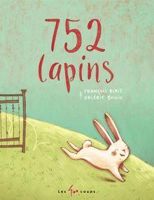 752 lapins de François Blais - fiche descriptive