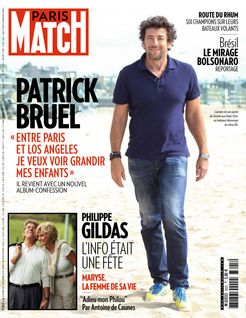 Paris Match du 31-10-2018 - Paris Match