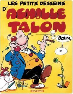 Achille Talon - Tome 9 - Petits desseins d