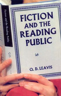 Fiction And The Reading Public