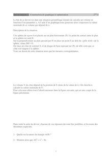 Les devoirs maisons Devoir maison 2.