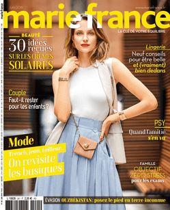 Marie France du 10-05-2019