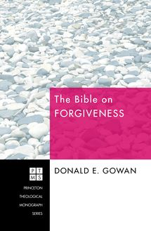 The Bible on Forgiveness