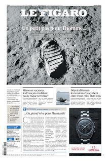 Le Figaro du 20-07-2019 - Le Figaro