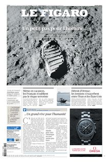 Le Figaro du 20-07-2019