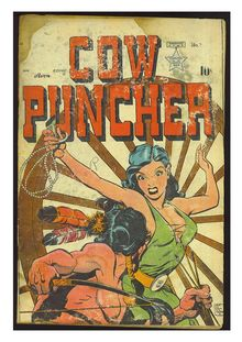 Cow Puncher Comics 007 (29 of 36pgs-no ads)