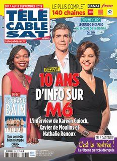 Télécâble Sat Hebdo du 05-09-2019