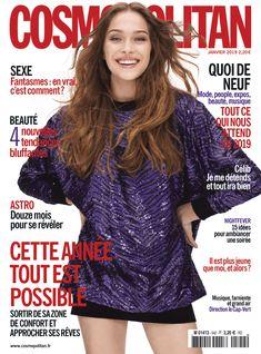 Cosmopolitan du 20-12-2018 - Cosmopolitan
