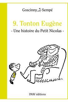 Tonton Eugène de René Goscinny, Jean-Jacques Sempé - fiche descriptive