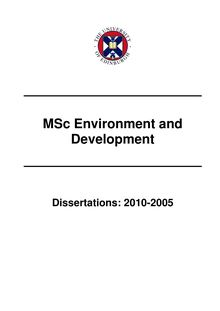 Development of the DSI and summary of research program to date ...