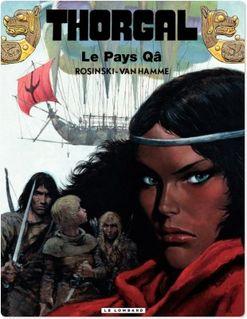 Thorgal - Tome 10 - Pays Qâ (Le) - Jean Van Hamme
