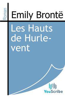 Lire Les Hauts de Hurle-vent de Emily Brontë