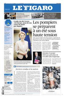 Le Figaro du 19-07-2019