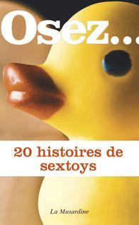 Lire : Osez 20 histoires de sextoys