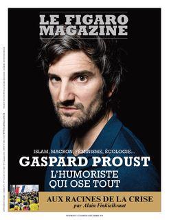 Le Figaro Magazine du 07-12-2018 - Le Figaro Magazine