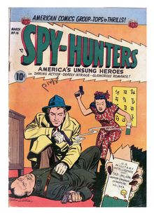 Spy Hunters 016 -JVJon -fixed
