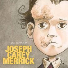 L'Homme-éléphant - 1 - Joseph Carey Merrick de Denis Van P, Denis Van P, Serge Perrotin - fiche descriptive
