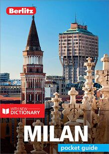 Berlitz Pocket Guide Milan (Travel Guide with Free Dictionary)