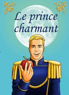Lire : Le Prince charmant (couverture bleue)
