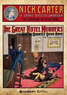 Nick Carter - Les assassins du Grand Hôtel - Auteur Inconnu