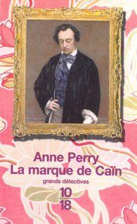 La marque de Caïn - Élisabeth KERN, Anne PERRY