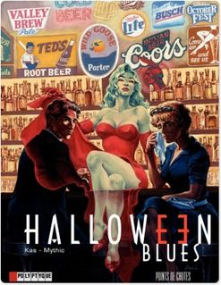 Halloween blues - Tome 4 - Point de Chute - Mythic