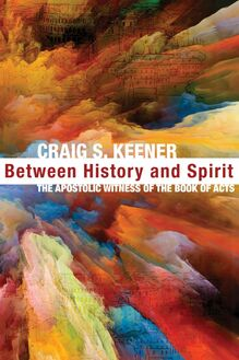 Between History and Spirit
