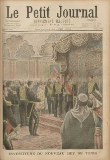 LE PETIT JOURNAL SUPPLEMENT ILLUSTRE  N° 606 du 29 juin 1902