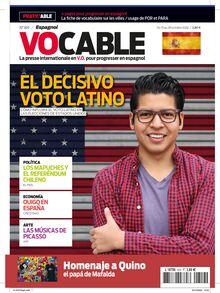 Magazine Vocable Espagnol -  Du 15 au 28 octobre 2020