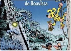 Marsupilami - Tome 8 - Le temple de Boavista - Yann