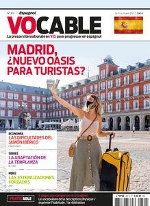 Magazine Vocable Espagnol n°831 - du 01 au14 avril 2021