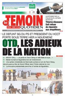Le Temoin du 18-07-2019 - Le Temoin