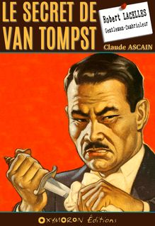 Le secret de Van Tompst - Claude Ascain