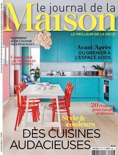 Le Journal de la Maison du 12-04-2019 - Le Journal de la Maison
