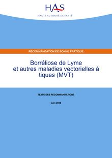 Rapport Lyme
