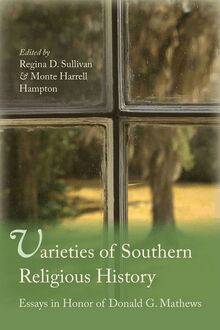 Varieties of Southern Religious History